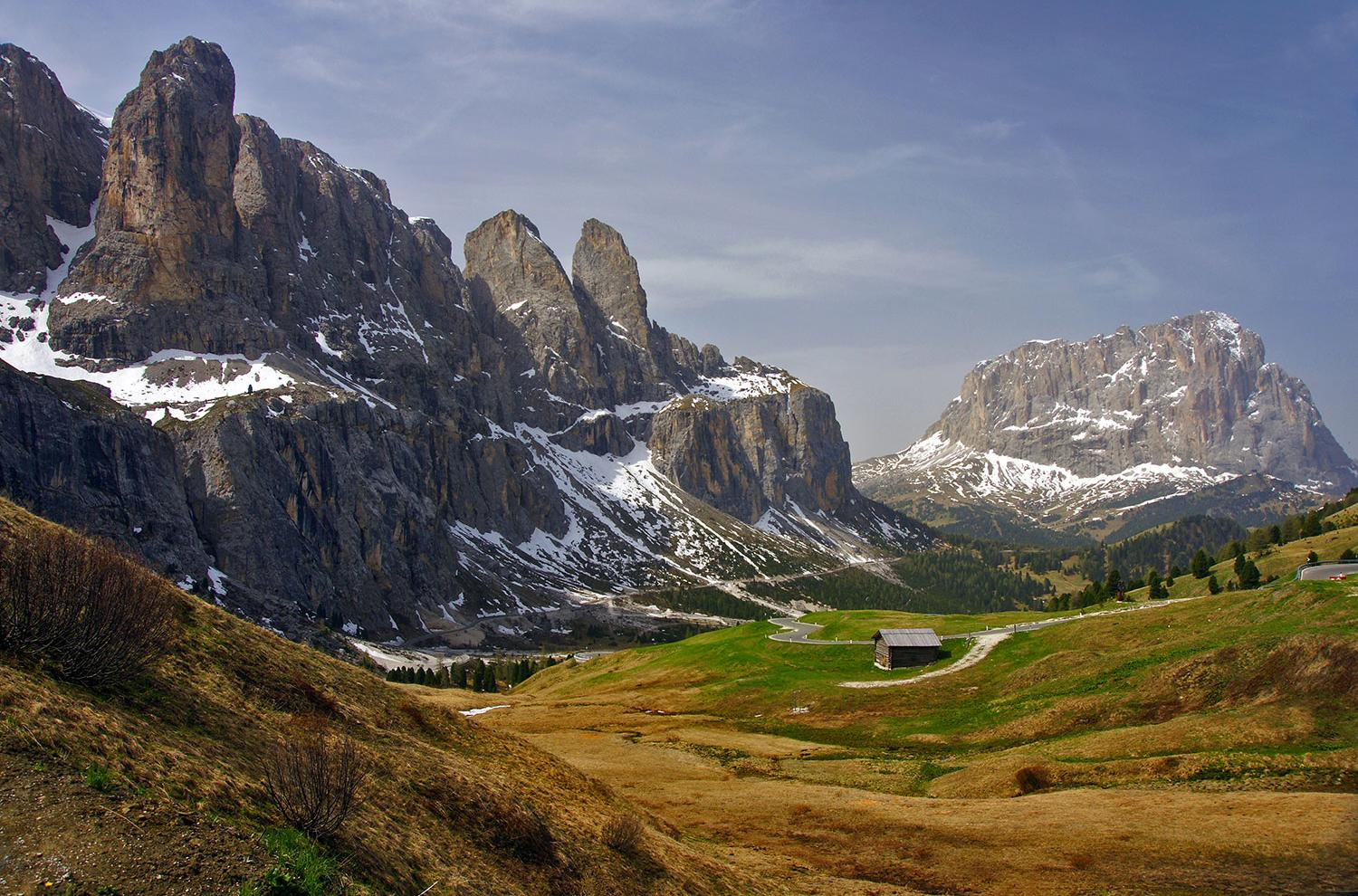 UNESCO-Weltnaturerbe – Dolomiten