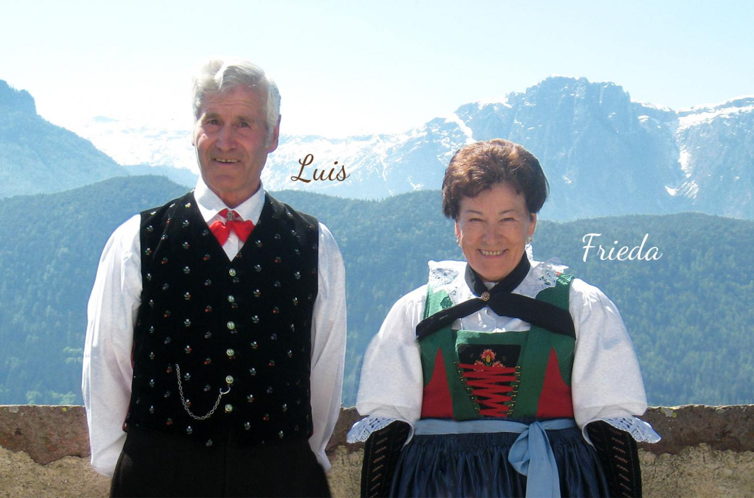 Luis and Frieda